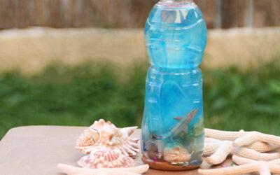 ים בבקבוק · הים מגיע אליכם הביתה