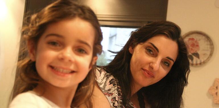 מיילי ואמא