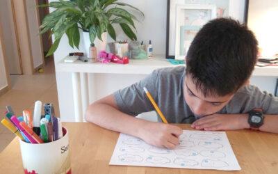 משחק אסוציאציות · פעילות להדפסה